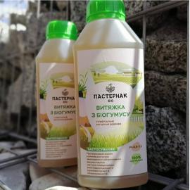 Жидкая вытяжка из биогумуса, 0.5 л