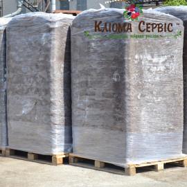 Верховой торф в кипах, 3.5-4.5 Ph, 5 м.куб фр. 7-15