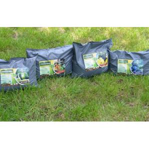 Грунт для рассады с биогумусом,пакет 20 литров
