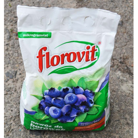 Удобрение для голубики Florovit (Флоровит), 3 кг