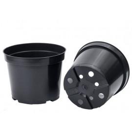 Горшок круглый 7.5 л  (d-25, h-20 см) Donkwiat