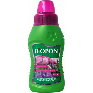 Удобрение минеральное для цветущих растений   Biopon, 500 мл