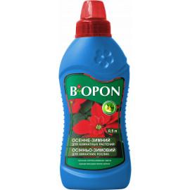 Удобрение минеральное осенне-зимнее Biopon, 500 мл