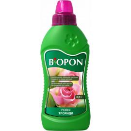 Удобрение минеральное для роз Biopon, 500 мл