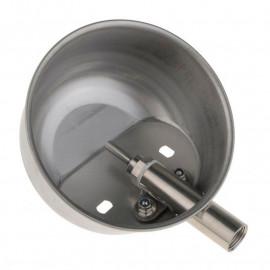 Поилка чашечная из нержавеющей стали для подсвинков (150*110 мм) AGT Grass