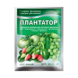 """Плантатор 20-20-20 """"Рост плодов"""" 25 г (шт.)"""