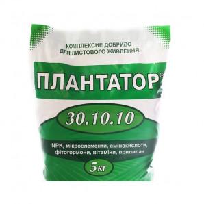 """Плантатор 30-10-10 """"Начало вегетации"""" 5 кг (шт.)"""