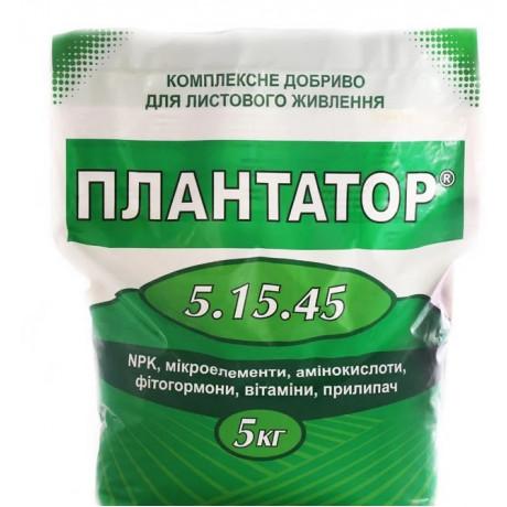 """Плантатор 5-15-45 """"Дозревание плодов"""" 5 кг"""