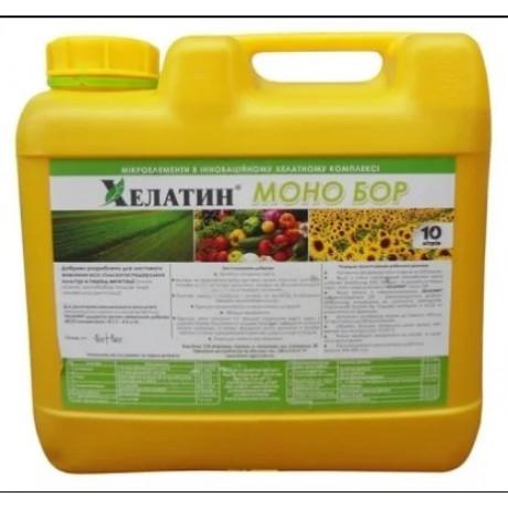 Удобрение Хелатин МоноБор 10 л