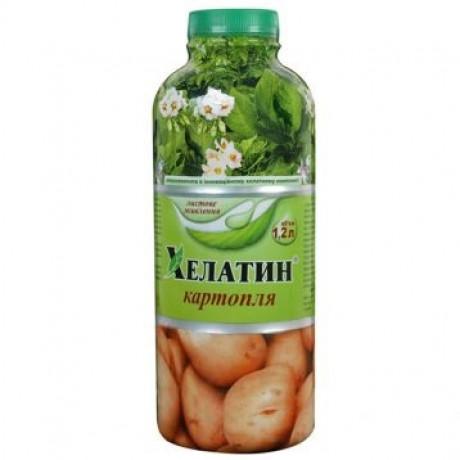 Удобрение Хелатин Картофель 1,2 л