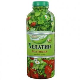 Хелатин Клубника 1,2 л
