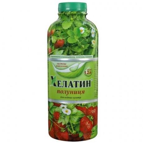 Удобрение Хелатин Клубника 1,2 л