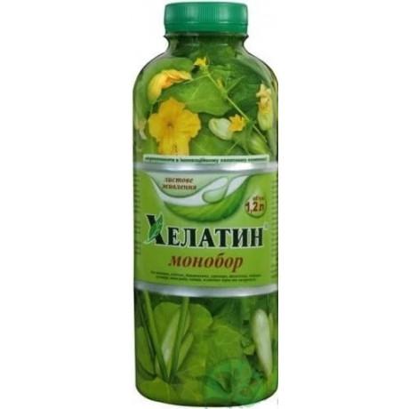 Удобрение Хелатин МоноБор 1,2 л