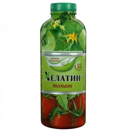 Удобрение Хелатин Томат 1,2 л