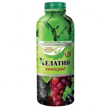 Удобрение Хелатин Виноград 1,2 л