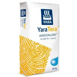 Удобрение YaraTera KRISTALON (13-40-13), 25 кг