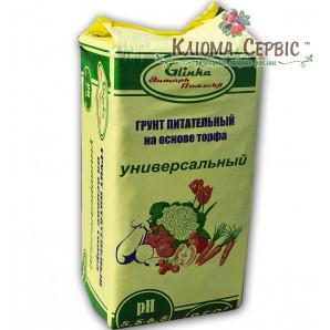 """Субстрат """"Универсальный"""" PH 5.5-6.5 Фр. 0-20, 250 л"""