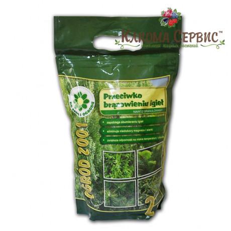 Удобрение для хвойных и декоративных растений Ogrod 2001, 2 кг