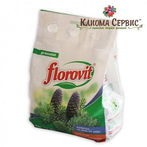 Удобрение Florovit (Флоровит) для хвойных растений