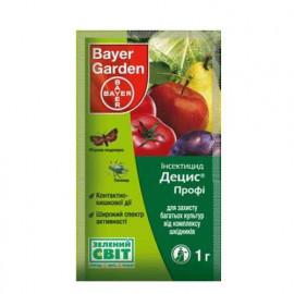 Инсектицид контактный Децис Профи 25 WG в.г., 1 гр