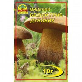 Мицелий белого гриба Дубовика, 10 гр