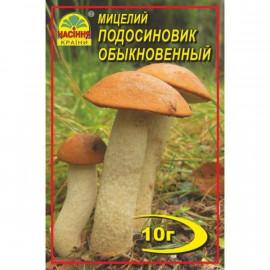 Мицелий гриба Подосиновик обыкновенный, 10 гр
