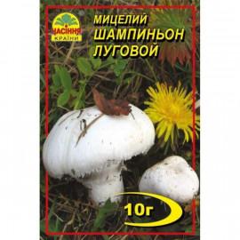 Мицелий гриба Шампиньон луговой, 10 гр