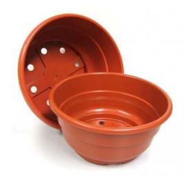 Горшок-миска 1.8 л (17х8,5 см) для хризантем Donkwiat