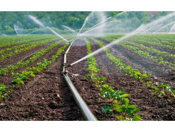 Якість води для зрошення та фертигації